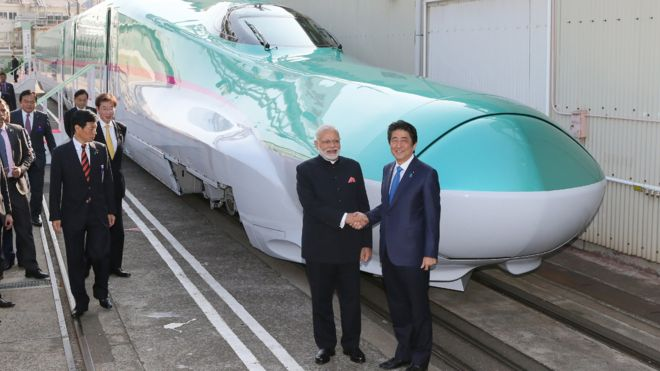 History and Future Trains of India