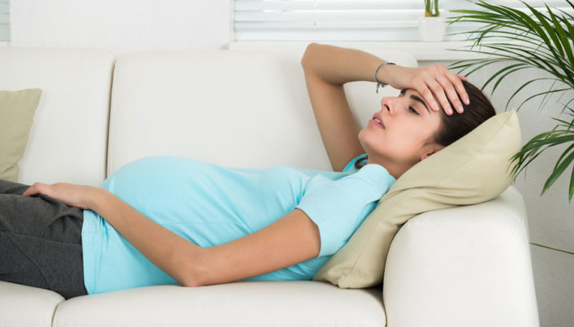 headache during and after pregnancy