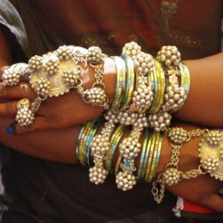 Ethnic Look With Different Types of Jewellery