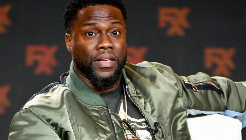 Kevin Hart's Networth and Career Details